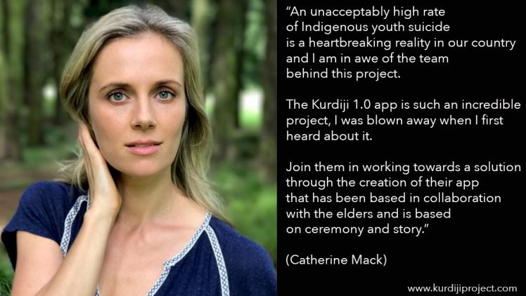 Catherine Mack